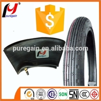 Qingdao factory supply 3.00-18 motorcycle tyre