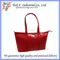 Elegant Red Lover Small PU leather Women Ladies Handbag