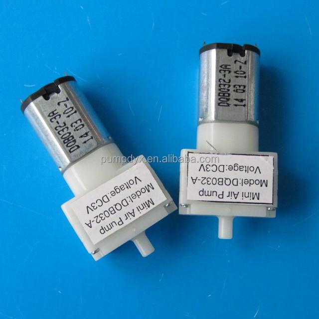 micro face massage air pump smallest pump