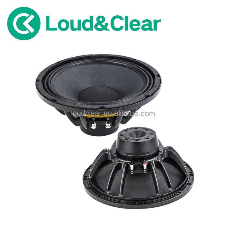 B&C Full Range Super PA Subwoofer 10 Inch NEO Woofer 10NDL76 dj bass speakers,