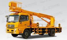 24m telescopicJib High Aerial Working Platform Truck For Sale