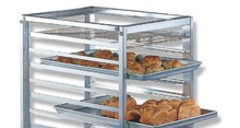 Restaurant Kitchen Equipment Stainless Steel Bakery Cooling Rack Trolley