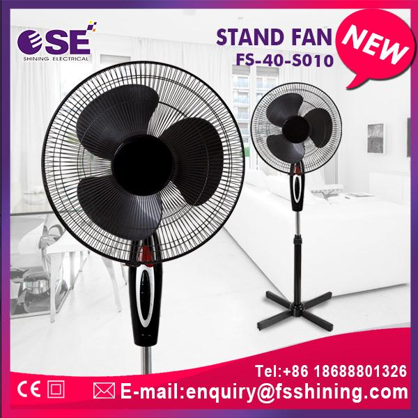 Made in china different size industrial heavy duty industrial stand fan with CE certificate