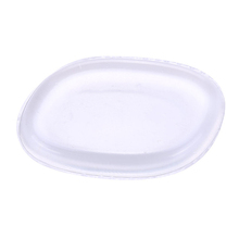 OEM cosmetic foundation clear silicsponge slicone puff