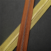 cheap wholesale superior quality large ykk plastic zipper resin zipper