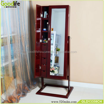 2 door american style cabinets jewelry armoire