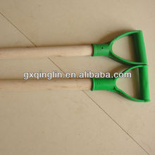 eucalyptus wooden hoe handle for garden tool