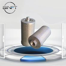 SINFT filter 1049 High filtration efficiency lubricant oil
