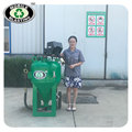 Decorate concrete applications db800 dustless blaster machine