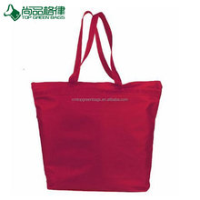Sturdy Affordable Large Grocery bags Polyester Nylon Promotional Tote Bags