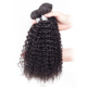 Wholesale Virgin Cuticle Aligned Hair Bundle Afro Kinky Curly Brazilian Human Hair Extension