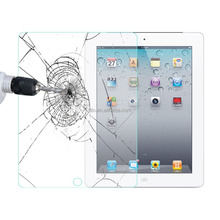 High Quality Tempered Glass for iPad 2 3 4, for iPad Tempered Glass Screen Guard