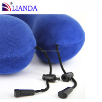High Quality Memory Foam Personalized Massaging Neck Pillow As Seen on TV