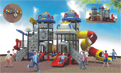 High qulaity wonderful slide outdoor play toys WH-4901 entertainment park children new cheap playground equipment