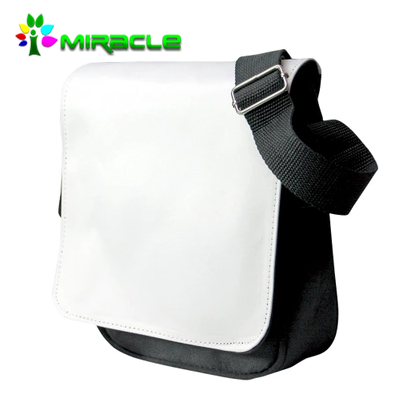 High quality blank sublimation canvas shoulder bag