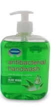 Antibacterial Liquid Hand Soap Aloe Vera 500ml - PRIVATE LABEL