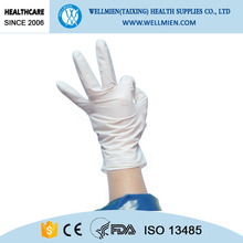 Comfortable touch disposable paper gloves for chemical industry