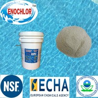 water purification for pool calcium hypochlorite 70% granular