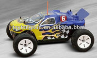 2.4G radio controlled 1/10 scale 4wd Electric Off Road RC Truggy sale