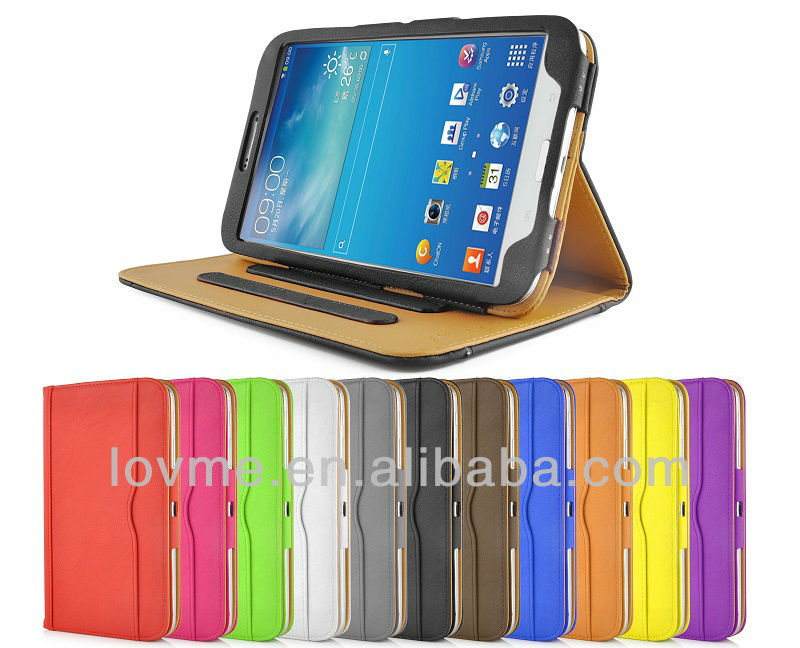Pu Leather Cover Case For Samsung Galaxy Tab 2 10.1 P5100 P5110 P5113