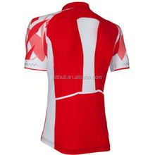 Factory Price Ornamental coolmax cycling jersey