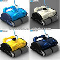 Hotel pool robot cleaner equipment