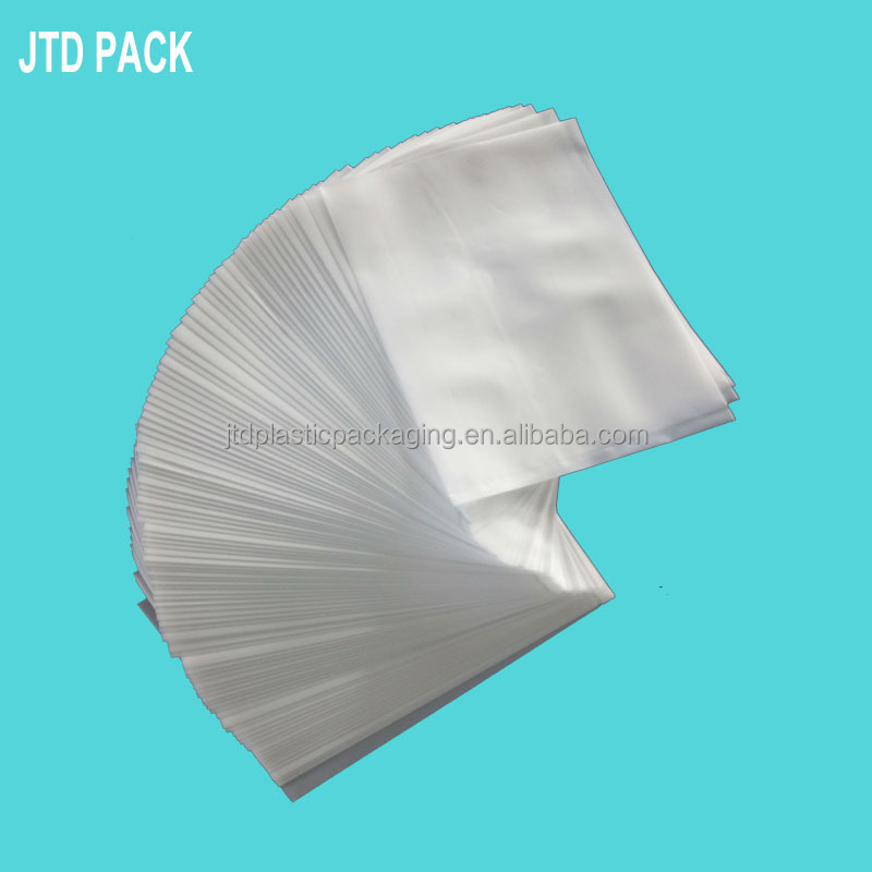 Qingdao JTD Manufacturer Wholesale White Flame Retardant Fire Resistant Polyethylene Passive Fire Protection Bags