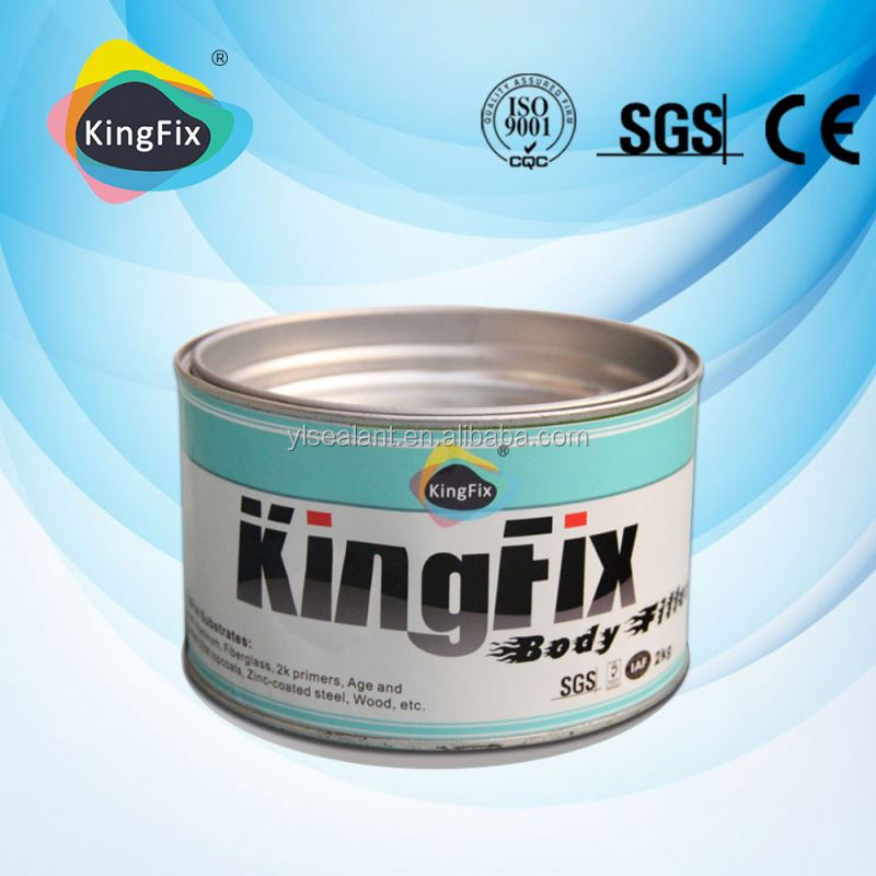Factory manufacture competitive price poly putty for automobile