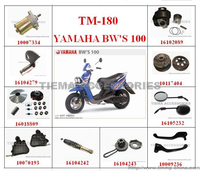 TM-180 BWS100 motorcycle spare parts