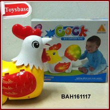 Shrilling chicken toy