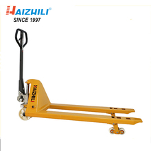 Wholesale customized 3000kg hand manual hydraulic pallet jack truck