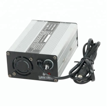 Automatic 14.6v lithium battery pack charger