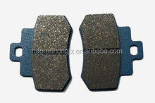 Korean car parts brake pad for hyundai h1 parts