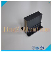 6063 Industrial anodized aluminium extruded profiles