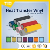 Hologram heat transfer polyester film