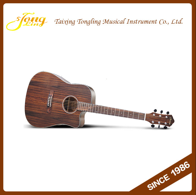TL-0049 The Rosewood Quality Guaranteed Acoustic Guitars Online Store For Sales