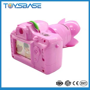 Fashion design happy colorful toy video cam
