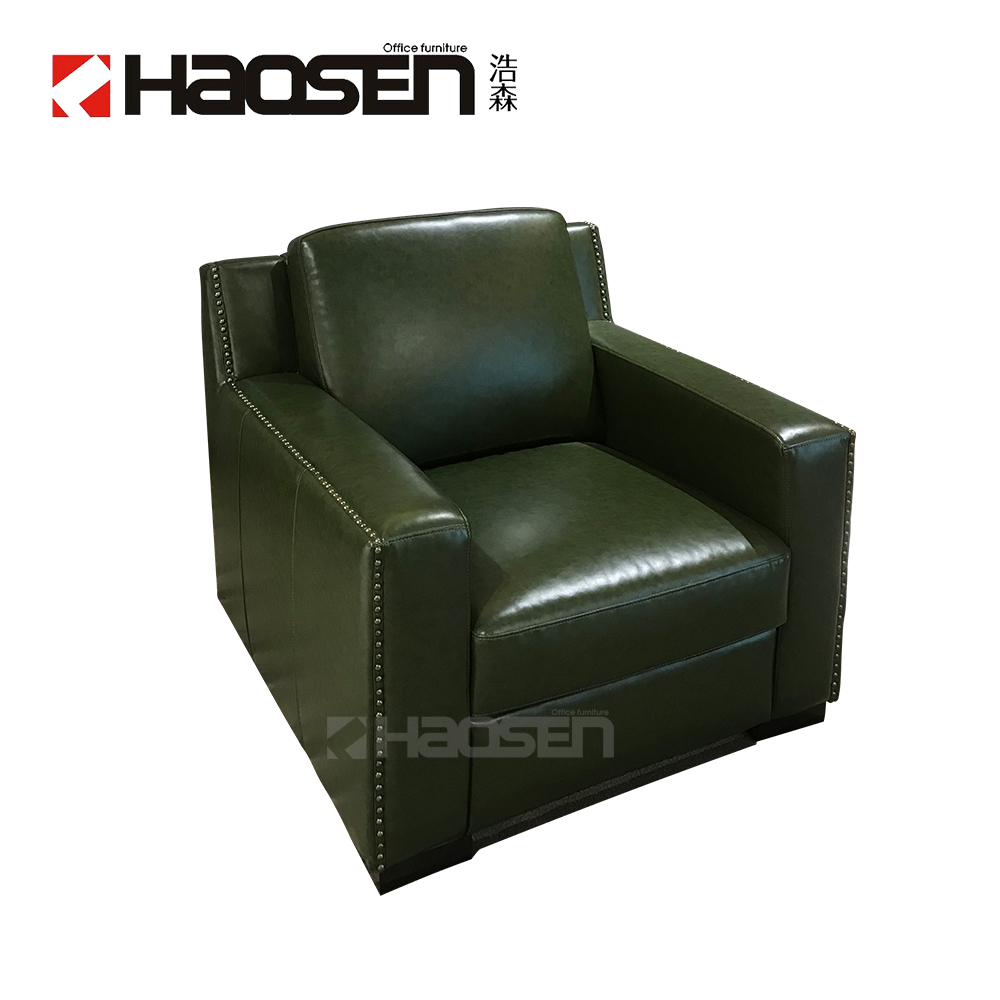 2018 Strong Modern Commercial Fashion Furniture Leather