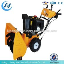 High quality Petrol 13hp AC start Snow Thrower for sale