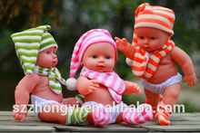 2014 China Supplier hot new products lovely plastic dolls ,wholesale orient industry dolls
