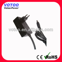 CE/ROHS/EMC/ERP/ETL/FCC/CETL Certificates for 9v 2a power adapter for stb