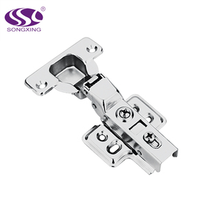 Straight curve and semi-curved hydraulic hinges