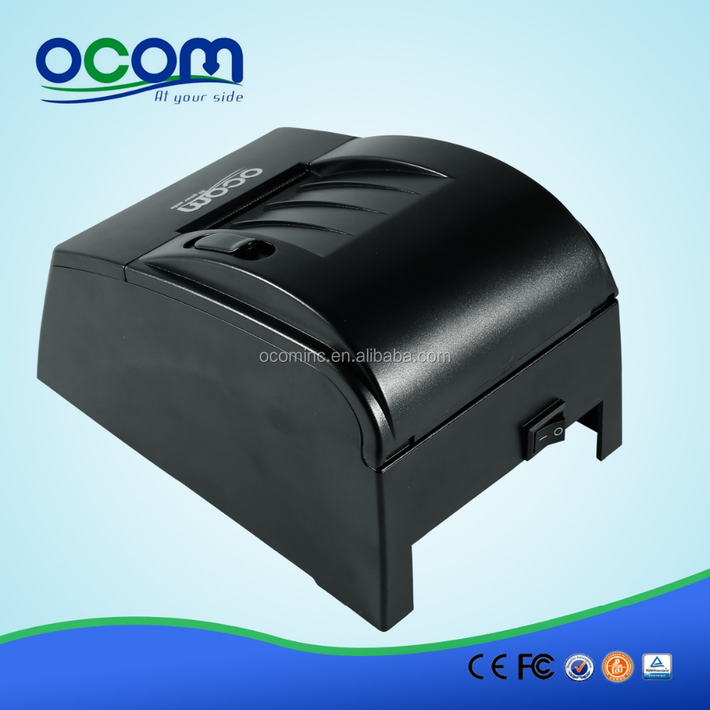 OCPP-586 portable bluetooth receipt printer for iphone