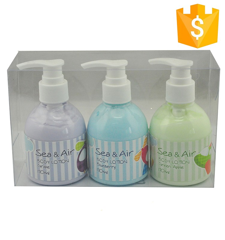 80ml attractive fruit scented body lotion