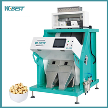 Excellent Quality CCD lotus seeds color sorter,pistachio sorting machine