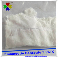 Hot sale Pesticide Factory Supply Emamectin benzoate Good Price Technical Emamectin benzoate 90