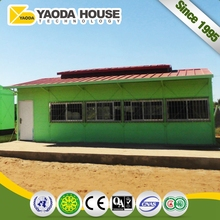 Elegant Top Quality Fast Constructed Prefabricated Cheap Movable Prefabricated Prefab Modular Kit Homes Pre Built Houses