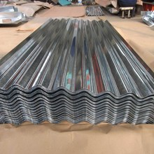 Hot Selling China Supplier Full Hard zinc corrugated roofing sheet