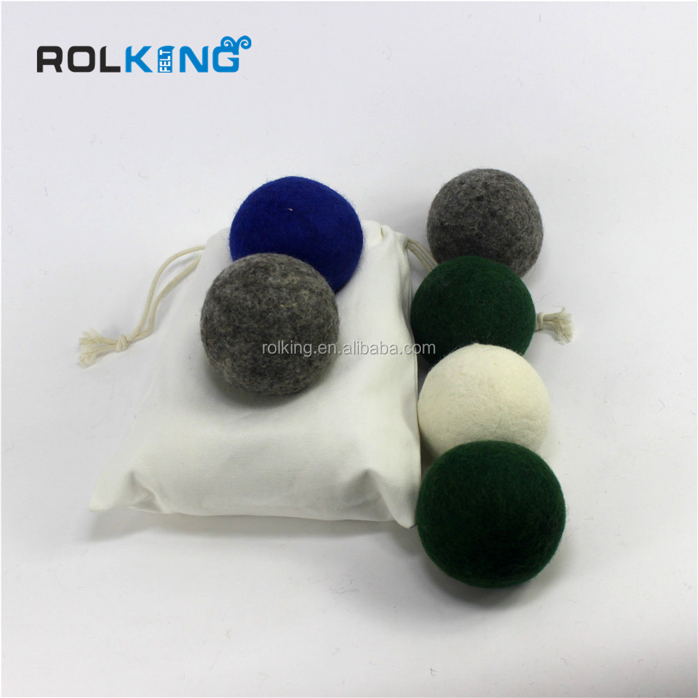 as seen on tv items wool laundry dryer ball
