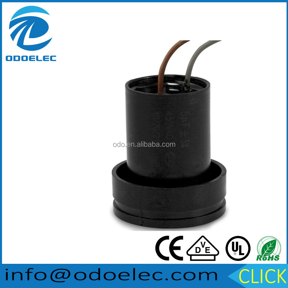1000D NYLON line 4 wire fan capacitor with Rohs